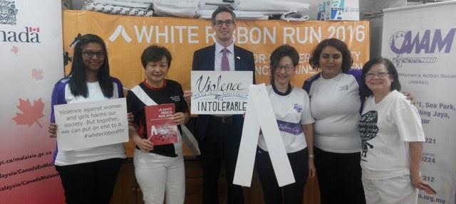 White Ribbon Campaign-Press Conference