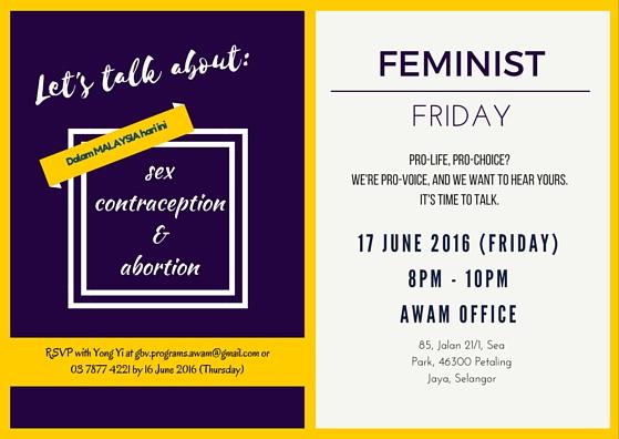 Feminist Friday